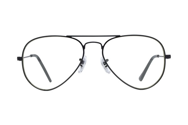 Prive Revaux The Voltaire Black Eyeglasses