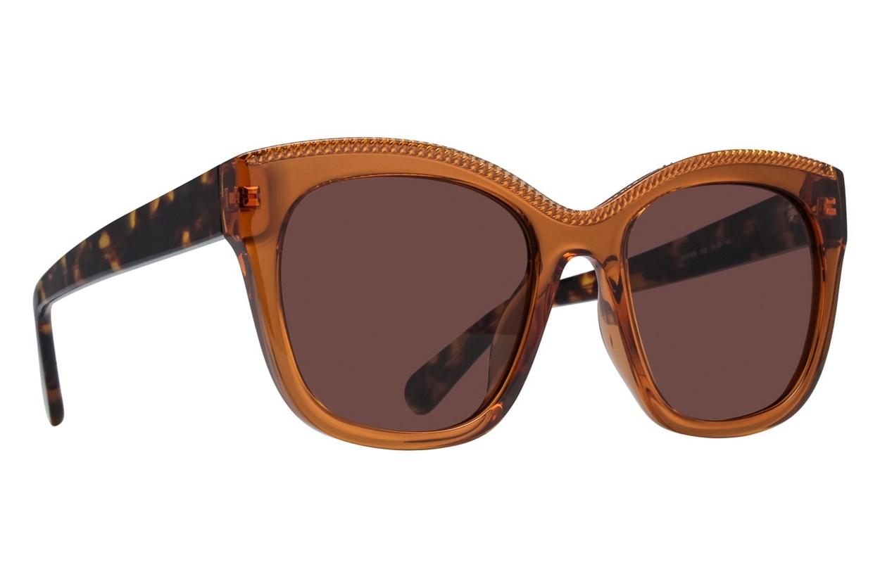 Stella Mccartney SC0130S Orange Sunglasses