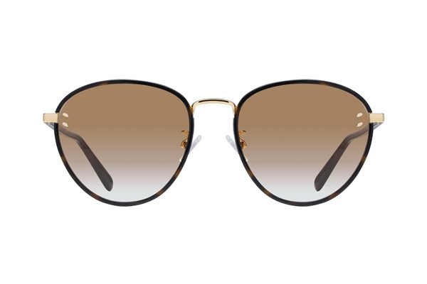 Stella Mccartney SC0147S Gold Sunglasses