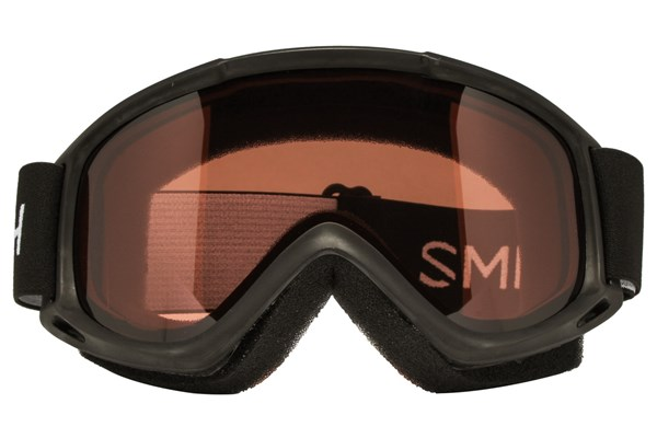 Smith Optics Cascade Classic Ski Goggles ProtectiveEyewear - Black