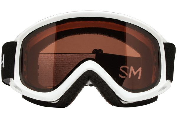 Smith Optics Cascade Classic Ski Goggles ProtectiveEyewear - White