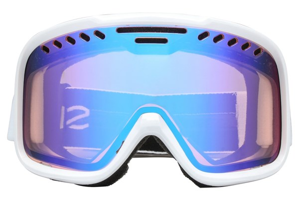 Smith Optics Project Ski Goggles ProtectiveEyewear - White