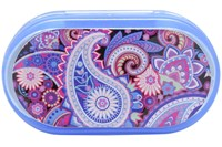 Click to swap image to Amcon Paisley Graphic Compact Case