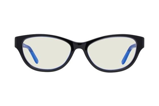 Gunnar Jewel Computer Glasses Black ComputerVisionAides
