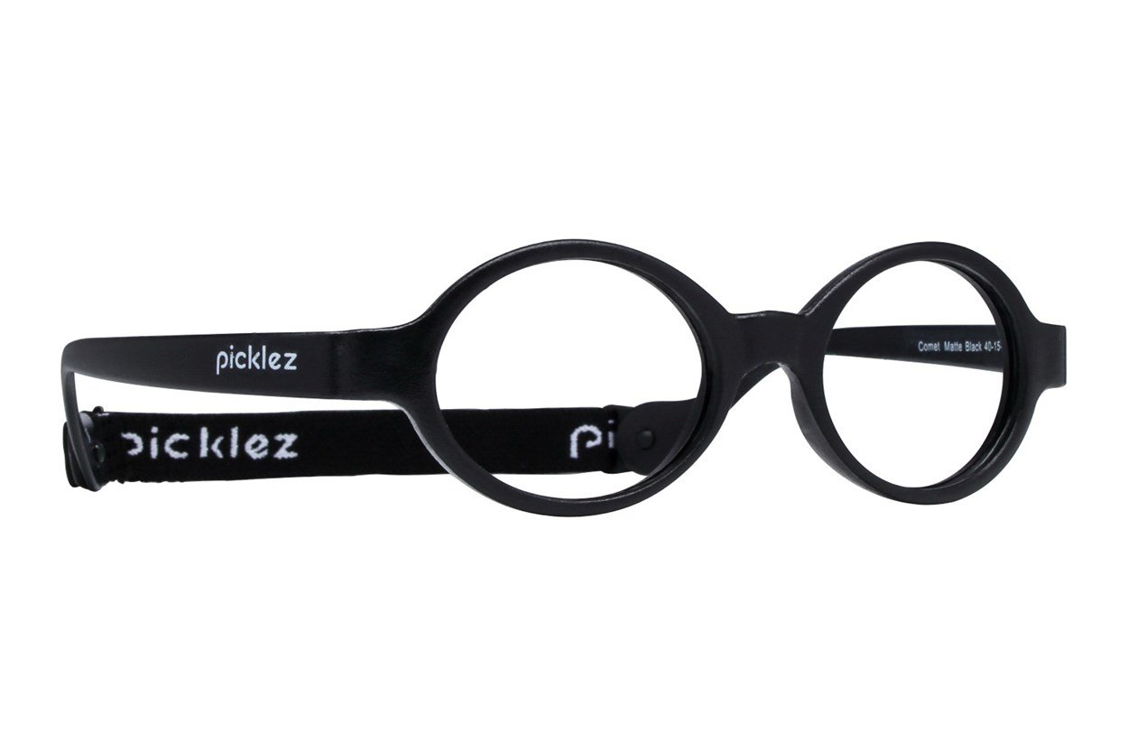 Picklez Comet Black Eyeglasses