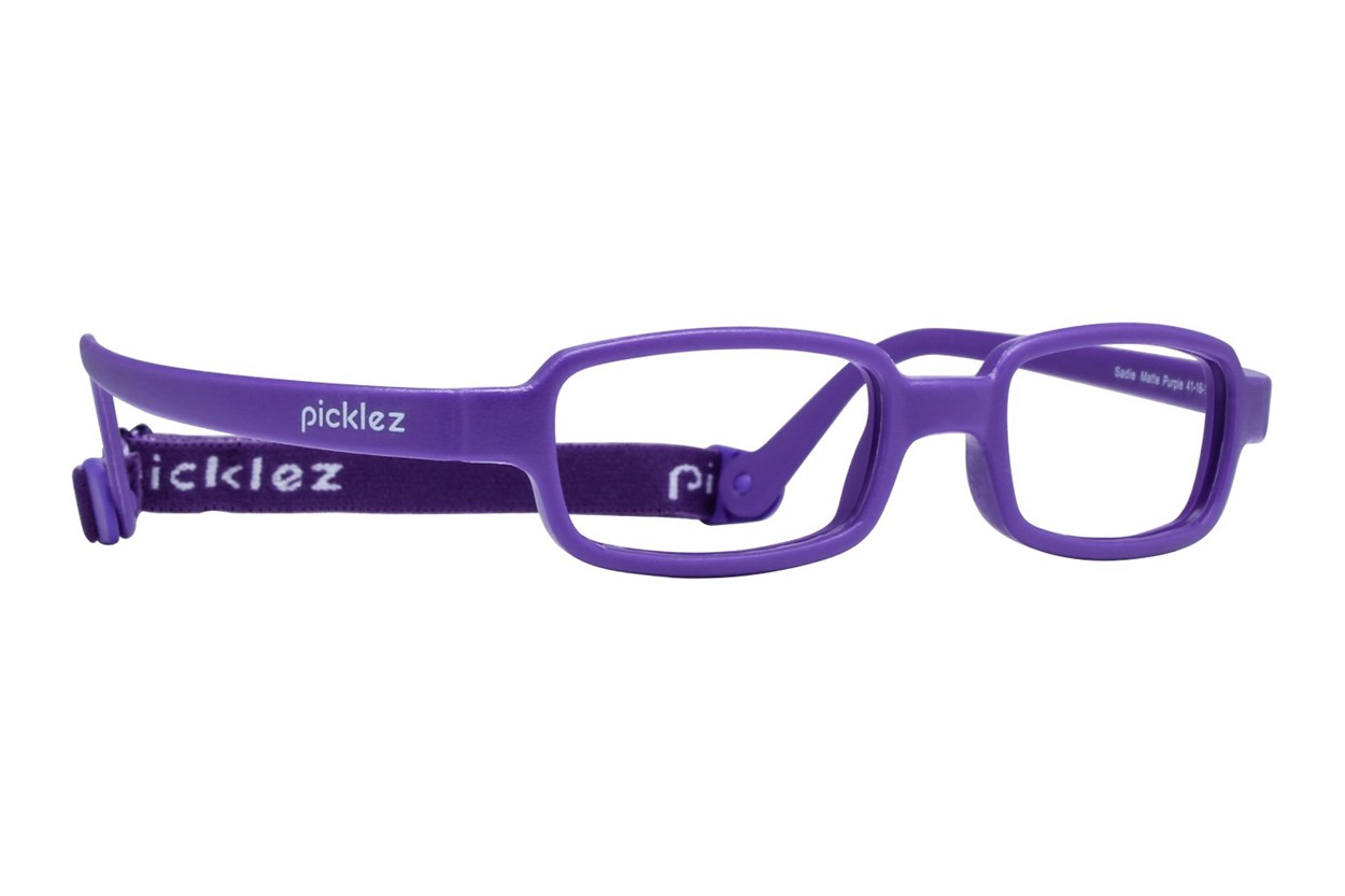 Picklez Sadie Purple Eyeglasses