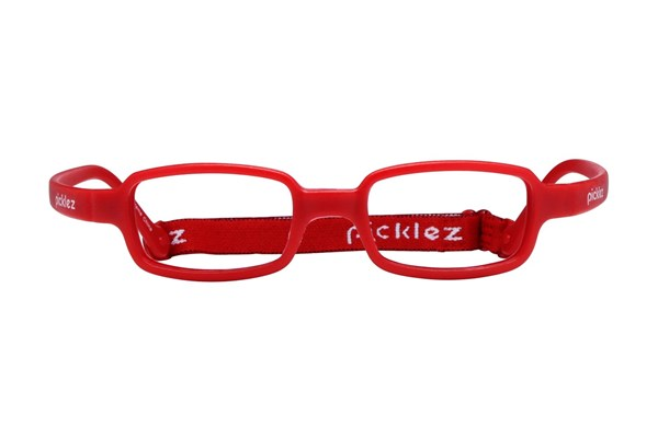 Picklez Sadie Red Eyeglasses