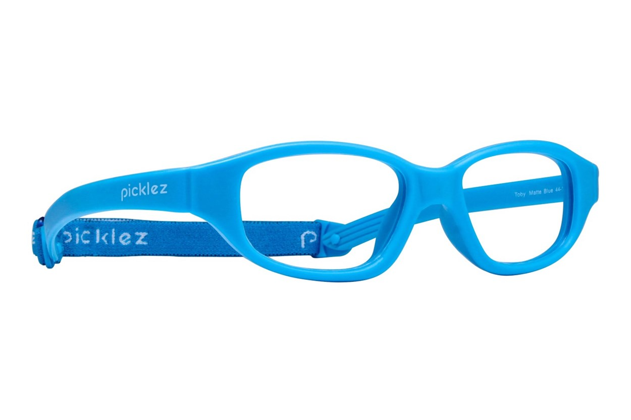 Picklez Toby Blue Eyeglasses