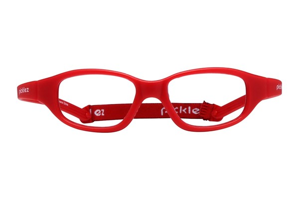 Picklez Toby Red Eyeglasses