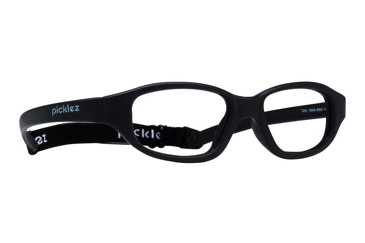 Picklez Toby Black Eyeglasses