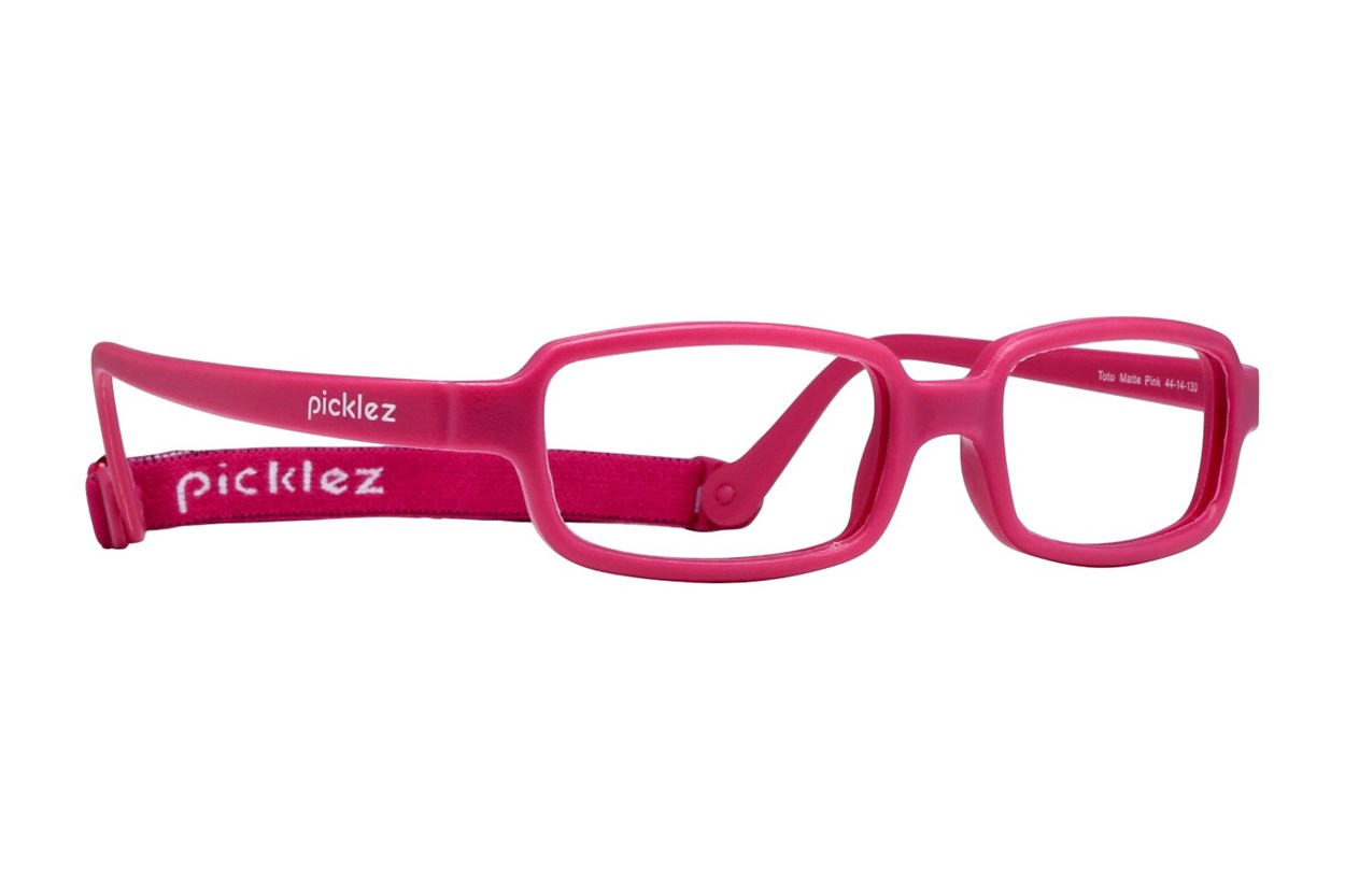 Picklez Toto Pink Eyeglasses
