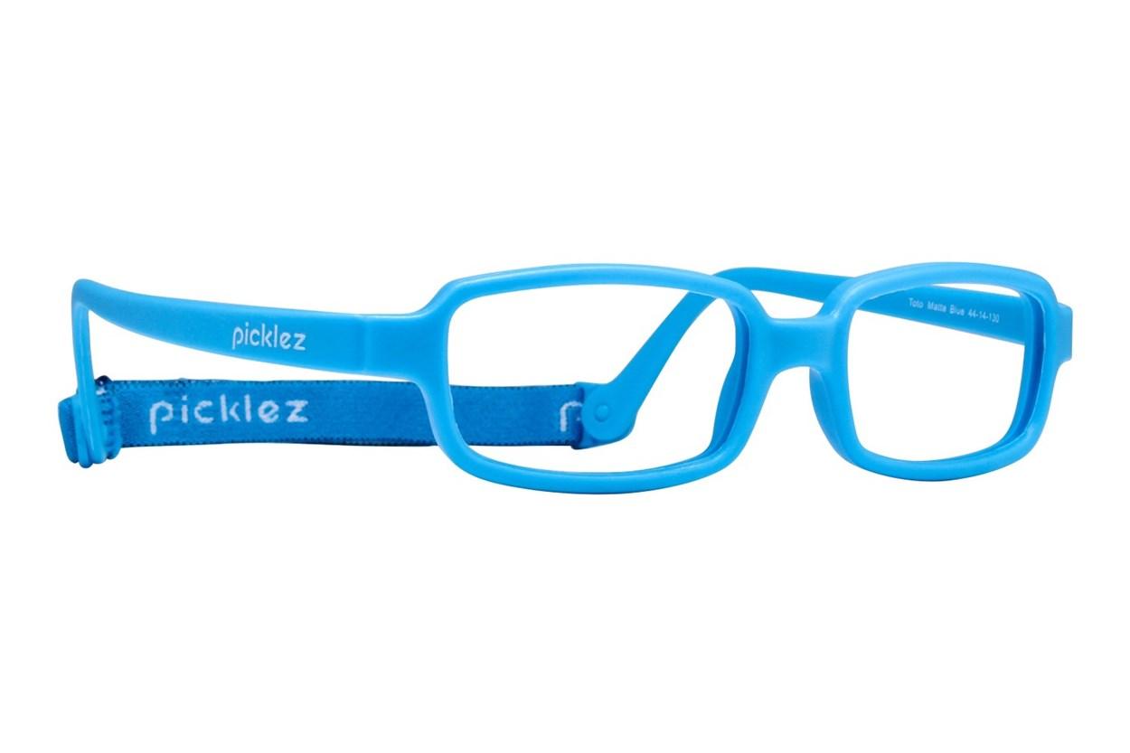 Picklez Toto Blue Eyeglasses