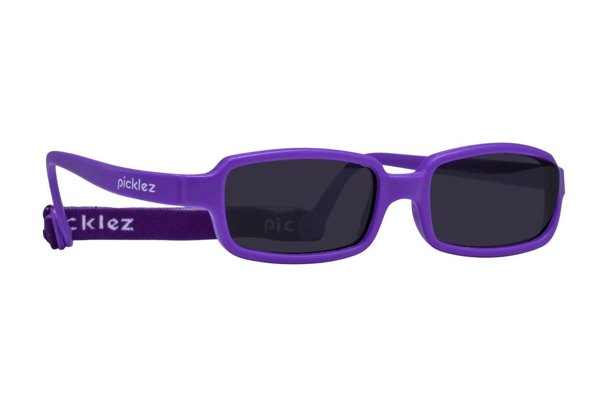 Picklez Bruno Purple Sunglasses