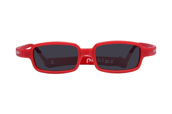 Picklez Bruno Red Sunglasses