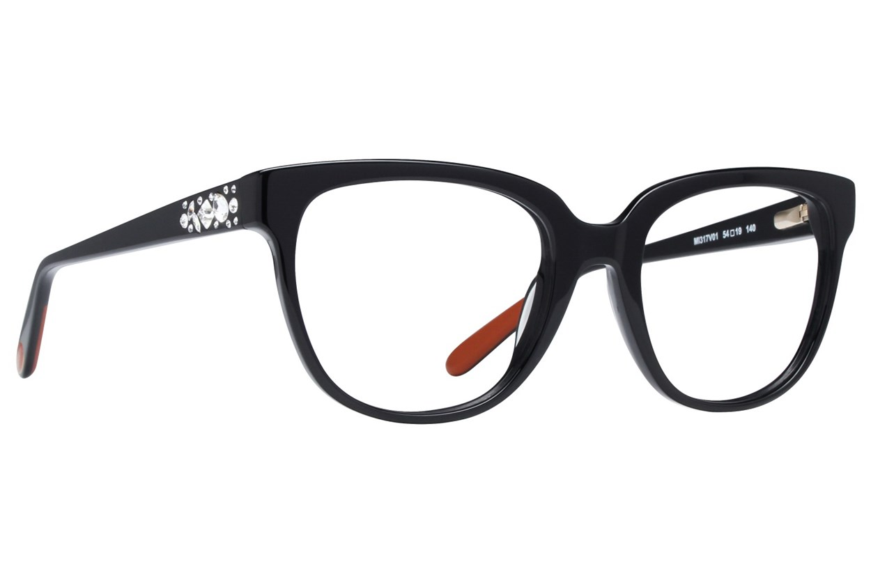 Missoni MI317V Black Eyeglasses