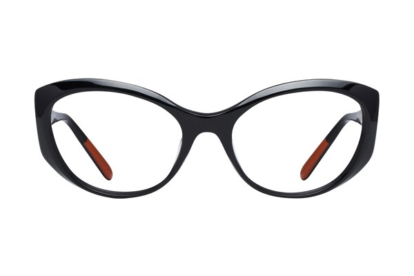 Missoni MI318V Black Eyeglasses