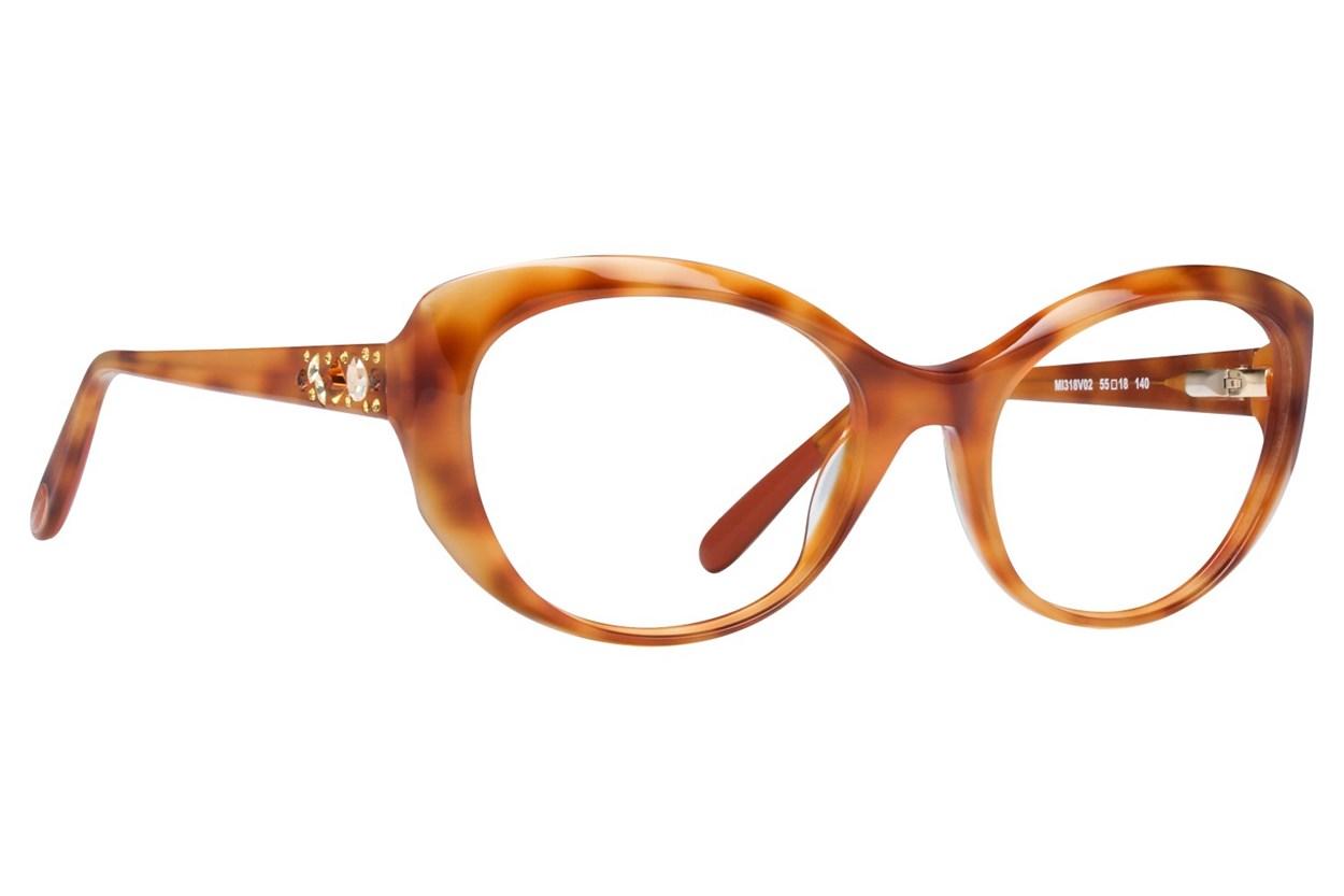Missoni MI318V Tortoise Eyeglasses