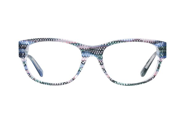 Missoni MI334V Eyeglasses - Blue