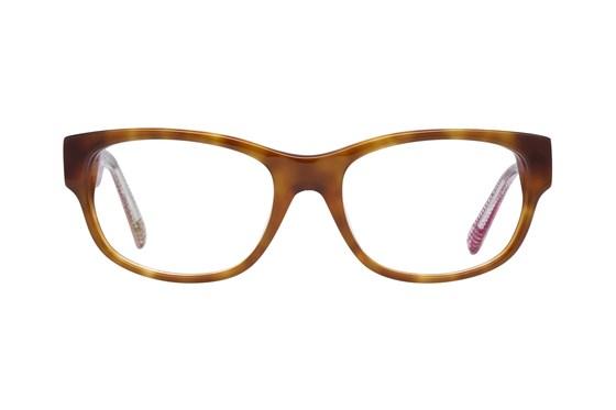 Missoni MI334V Tortoise Eyeglasses