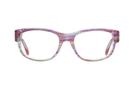 Missoni MI334V Pink Eyeglasses