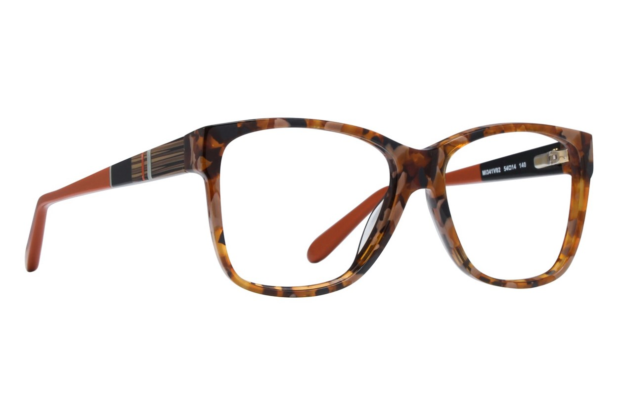 Missoni MI341V Eyeglasses - Brown