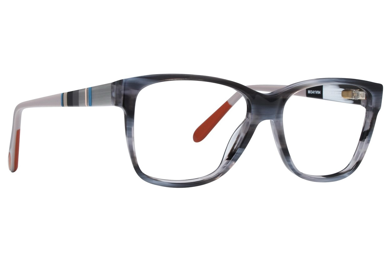 Missoni MI341V Brown Eyeglasses