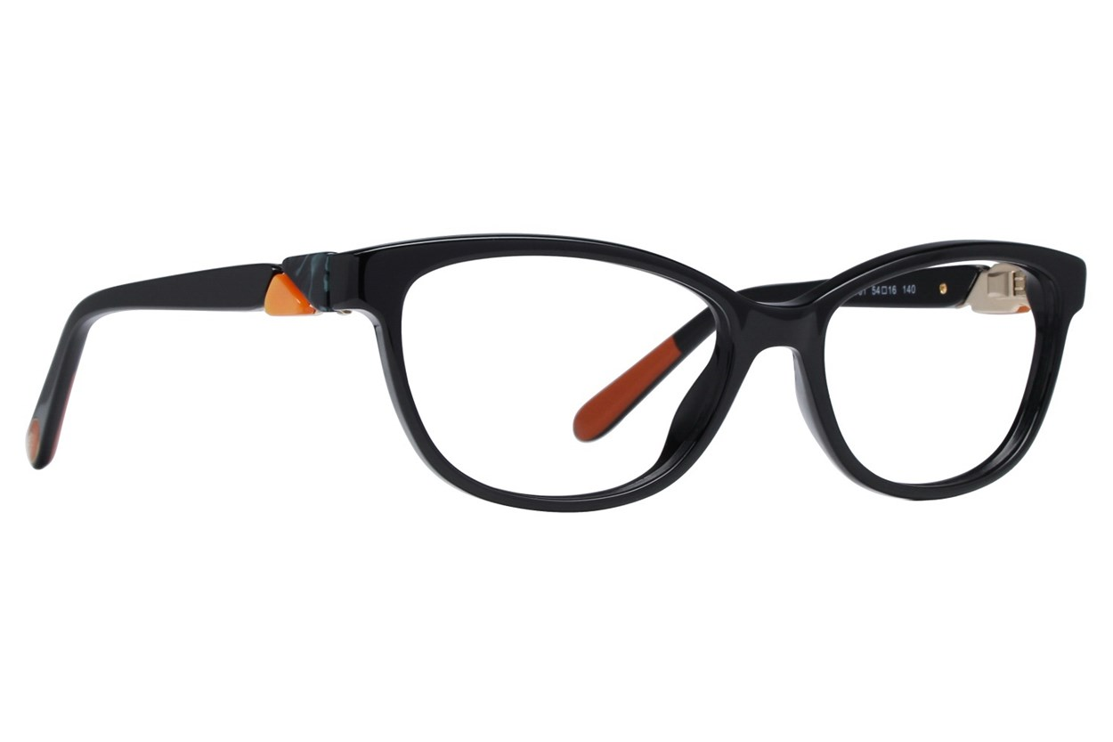 Missoni MI342V Eyeglasses - Black