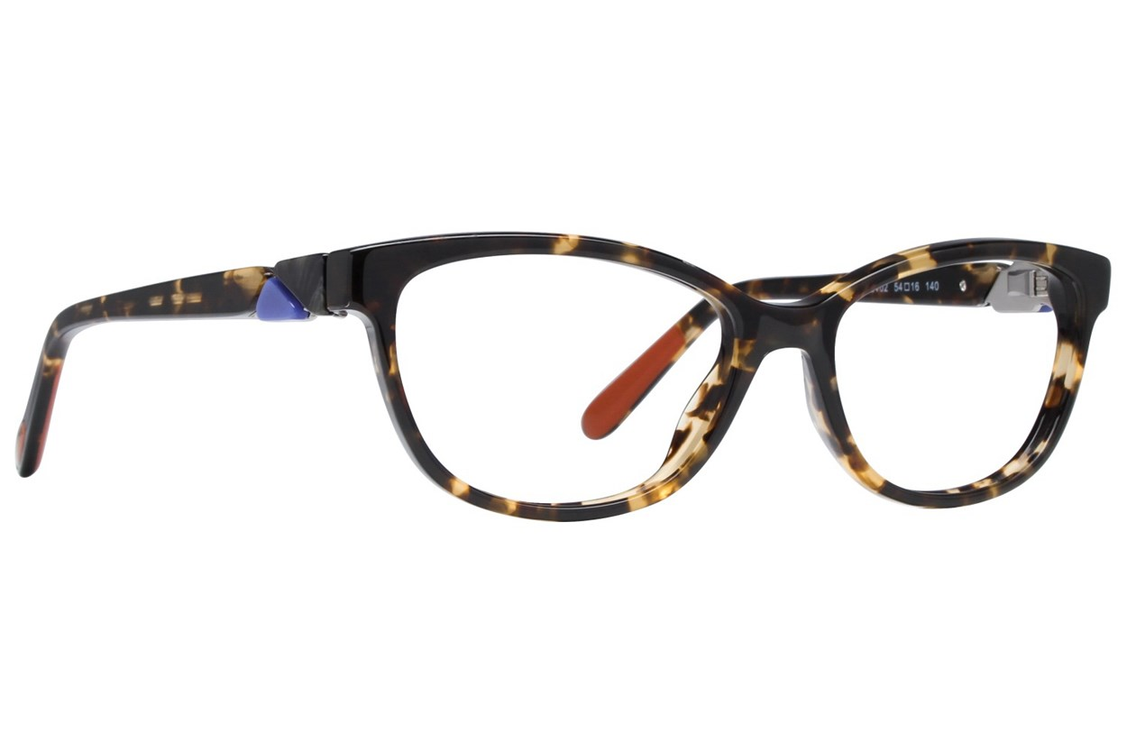 Missoni MI342V Tortoise Eyeglasses