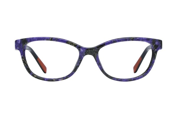 Missoni MI342V Eyeglasses - Purple