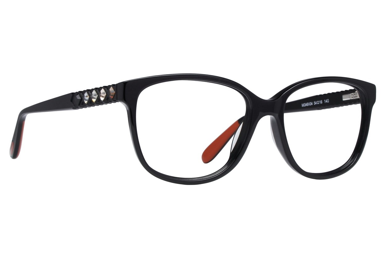 Missoni MI346V Black Eyeglasses