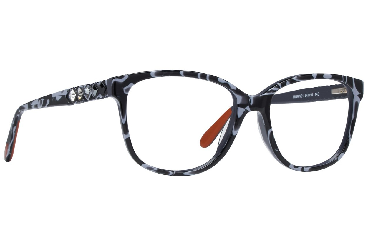 Missoni MI346V Eyeglasses - Gray