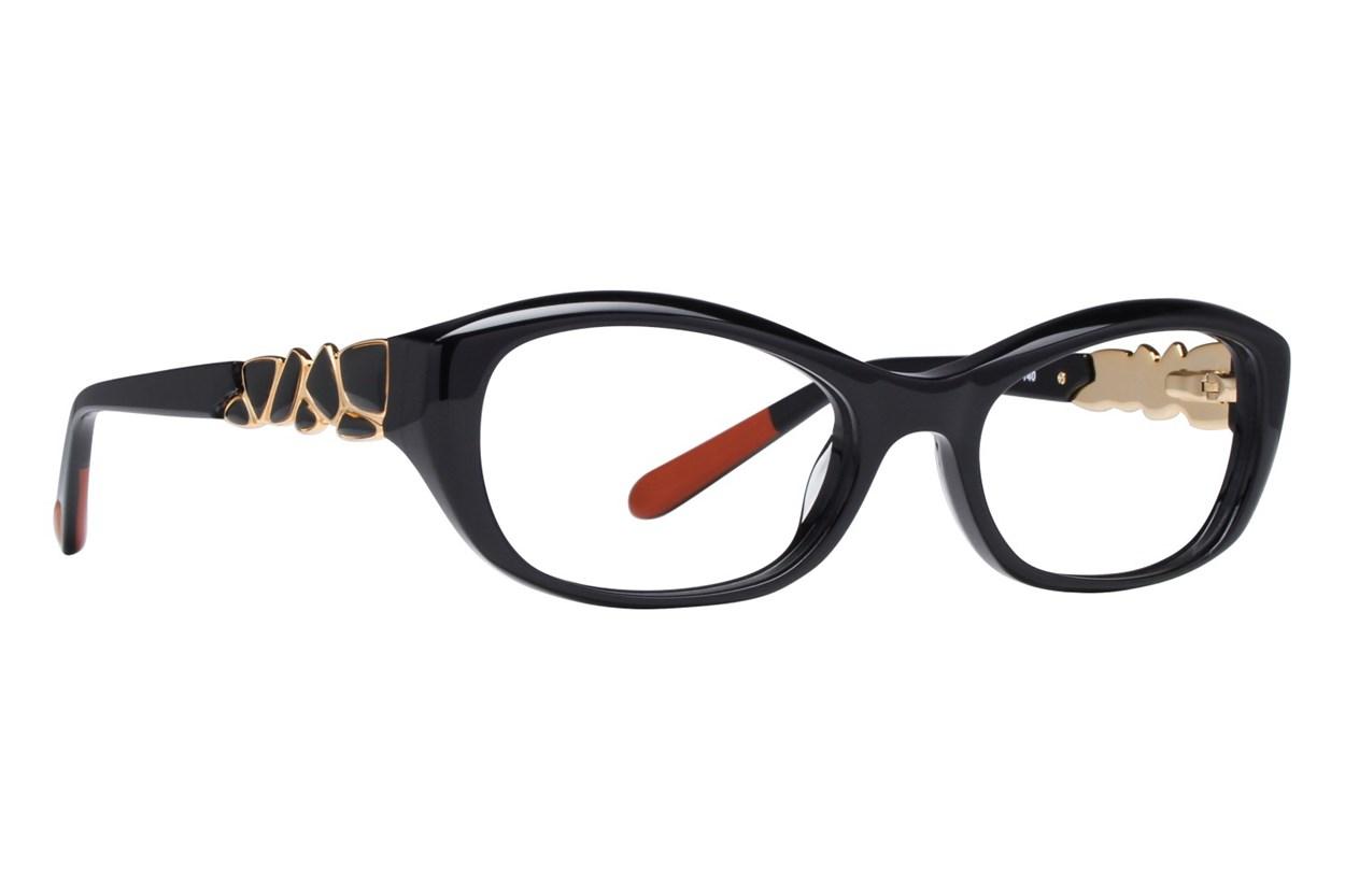 Missoni MI348V Black Eyeglasses