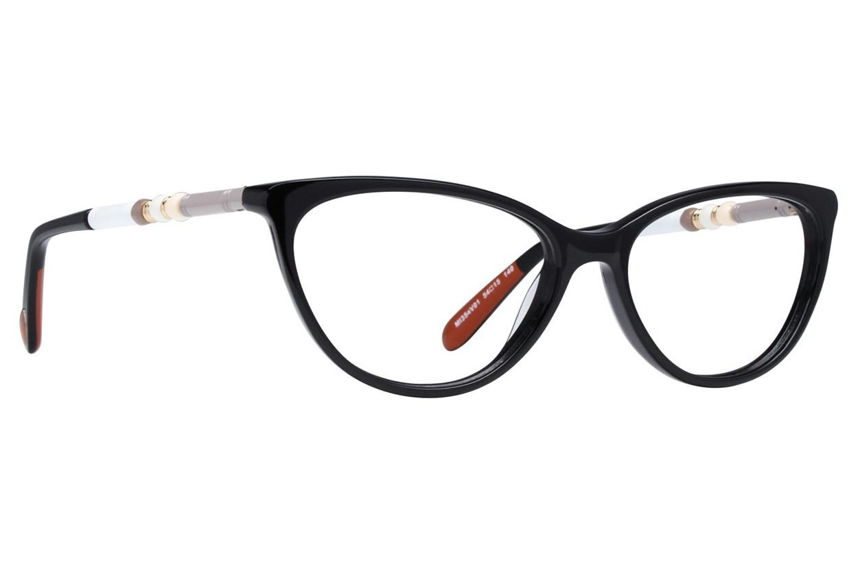 Missoni MI354V Black Eyeglasses