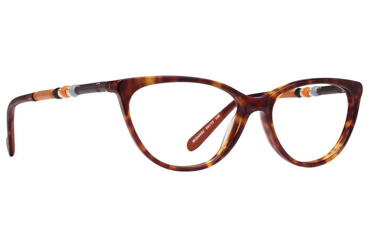 Missoni MI354V Tortoise Eyeglasses