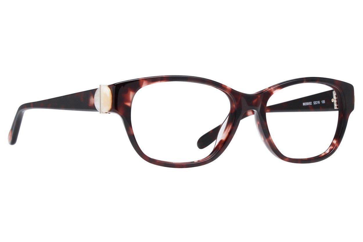 Missoni MI356V Tortoise Eyeglasses