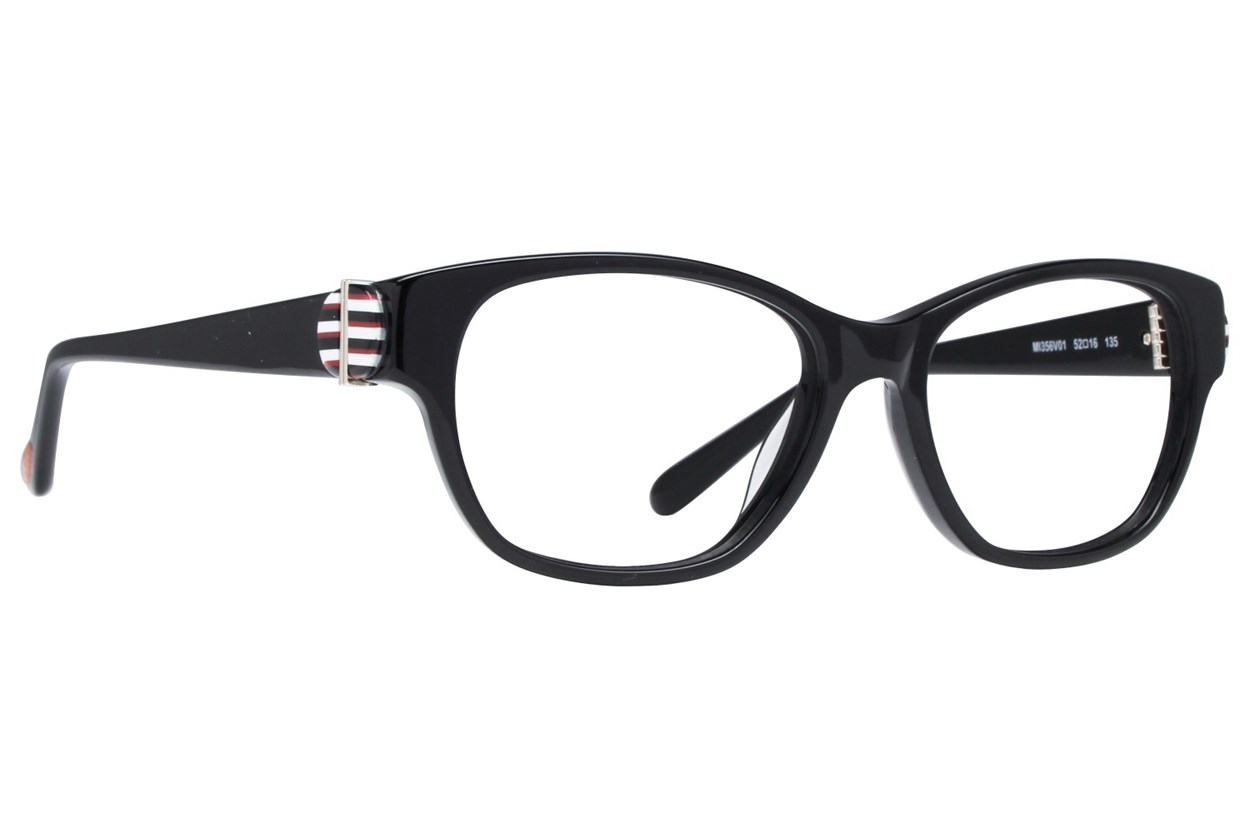 Missoni MI356V Black Eyeglasses