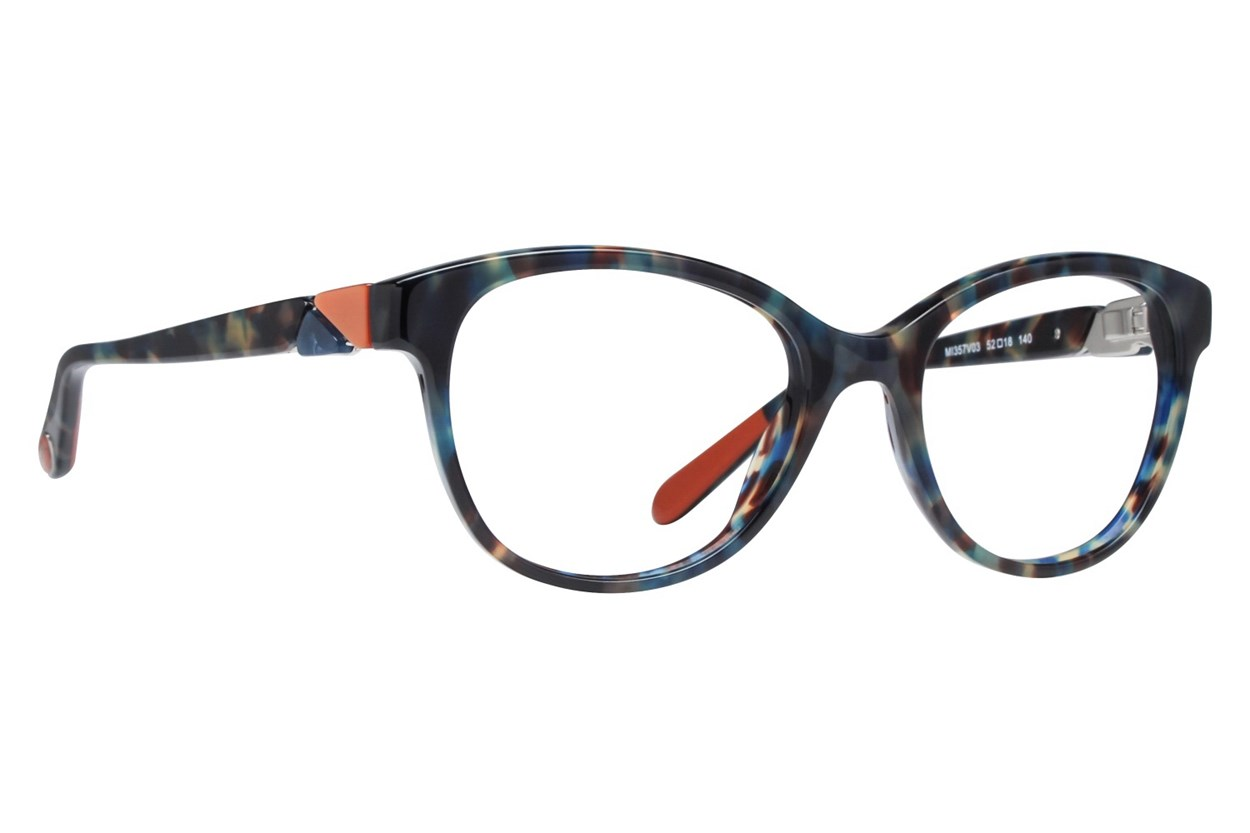 Missoni MI357V Brown Eyeglasses