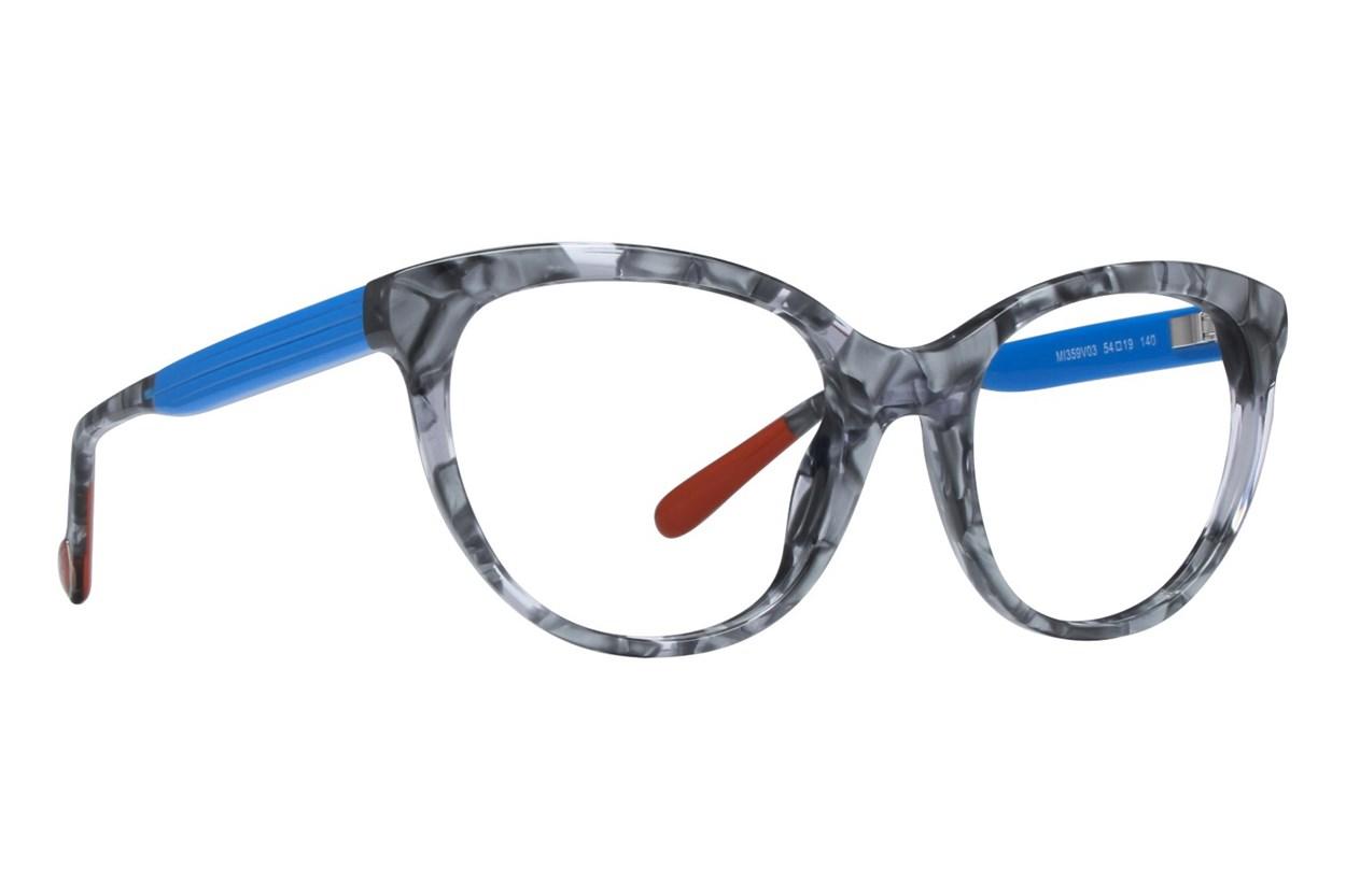 Missoni MI359V Gray Eyeglasses