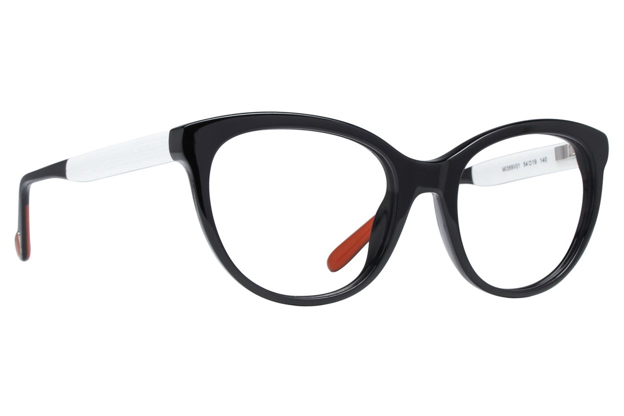 Missoni MI359V Eyeglasses - Black