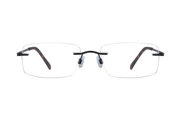Invincilites Zeta 104 Eyeglasses - Black