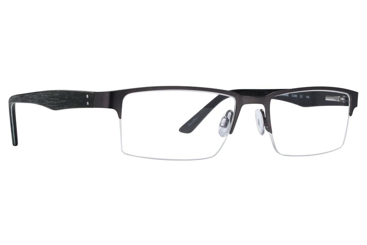 Randy Jackson RJ 1068 Gray Eyeglasses