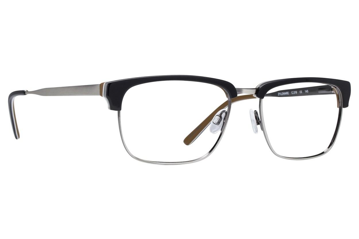 Randy Jackson RJ 1083 Black Eyeglasses