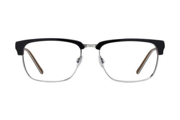 Randy Jackson RJ 1083 Black Eyeglasses