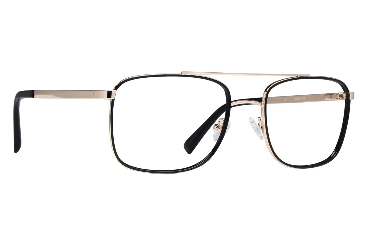 Sean John SJO5107 Gold Eyeglasses