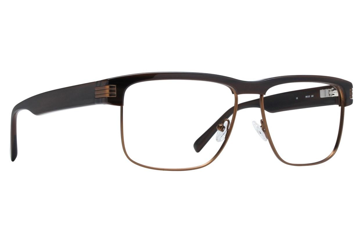 Sean John SJO5108 Brown Eyeglasses