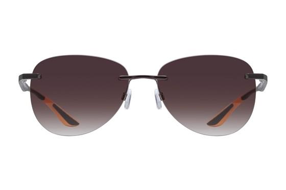 Lunettos Alan Brown Sunglasses