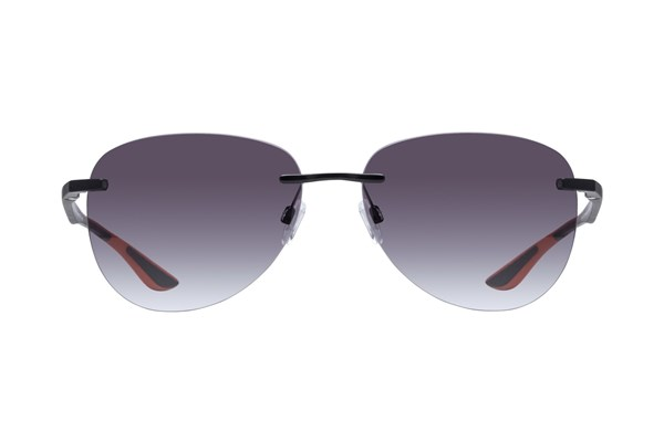 Lunettos Alan Sunglasses - Black