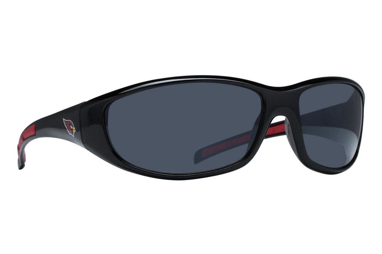 NFL Arizona Cardinals Wrap Sunglasses Black Sunglasses
