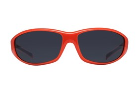 NCAA Auburn Tigers Wrap Sunglasses Orange
