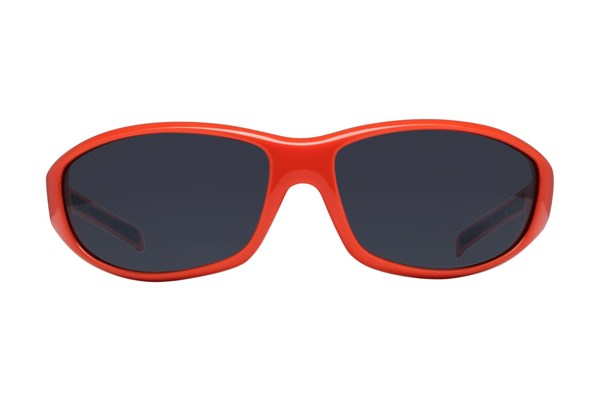 NCAA Auburn Tigers Wrap Sunglasses Sunglasses - Orange